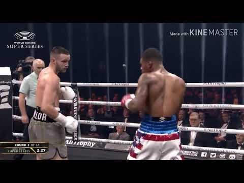Josh Taylor HIGHLIGHTS vs Ryan Martin
