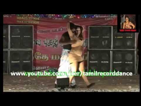Tamil hot aunty Village  Hot Record Dance adal padal thumbnail