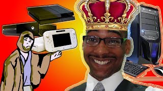 PC MASTER RACE | CONSOLE SLAVES WILLINGLY BOW & ARE THE REAL PROBLEM
