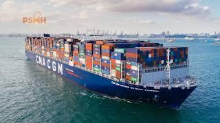 Top 10 Con Tàu Biển Lớn Nhất Thế Giới Đang Hoạt Động Trên Các Đại Dương