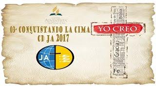 03 - Conquistando La Cima L Cd Ja 2017