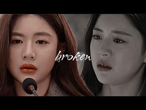 Jeon Ye Seul ✘ Broken on the floor   Law school [ TW ]