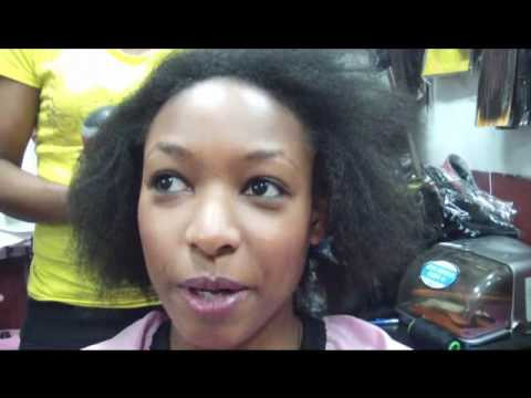 Black Hair Salon In South Korea Youtube