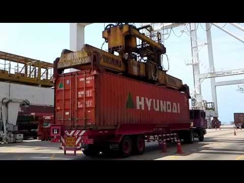 Container Vessel Operations part 03, by Freight Forwarder WICE Freight