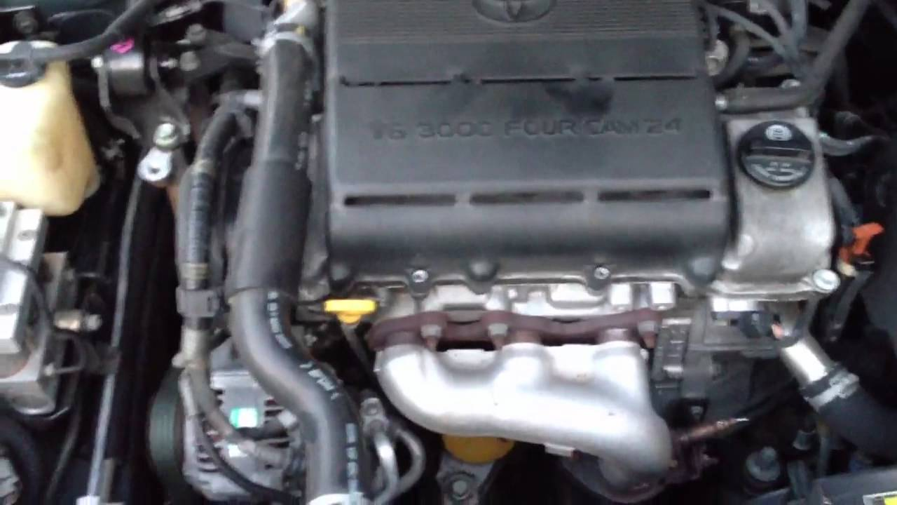 Maxresdefault on Toyota Camry Engine 3 0 V6