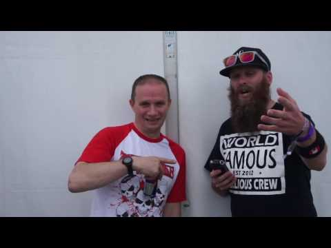 Acid Reign Interview Bloodstock 2016