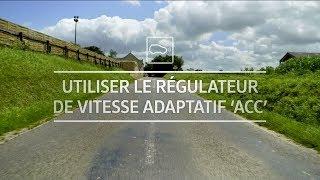 Comment utiliser le régulateur de vitesse adaptatif 'ACC' | Tutoriel | Volkswagen