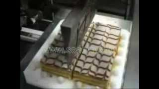 ultrasonic slicing decoupe ultrason sonotrode generateur IntroSodevAmerica