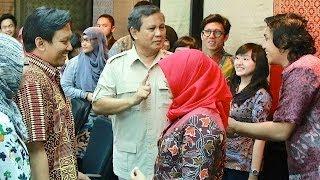 """Prabowo Bicara """"Farhat Abbas"""" - Kunjungan Mahasiswa UNAIR di DPP Gerindra (29 Agustus 2013)"""