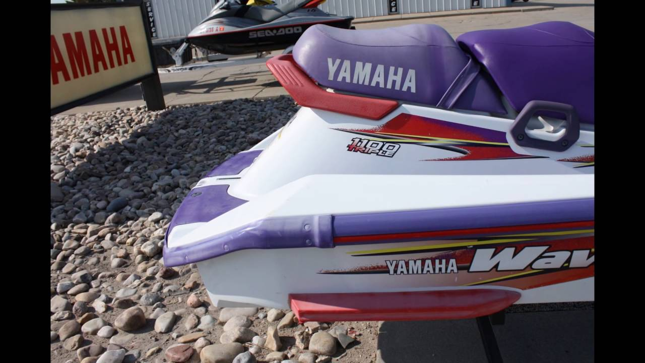 1997 Yamaha Wave Venture 1100