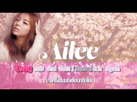 [THAISUB/KARAOKE]SAKURA - Ailee (English version)