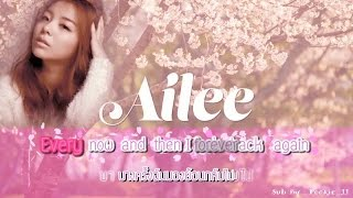 Repeat youtube video [THAISUB/KARAOKE]SAKURA - Ailee (English version)