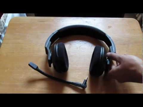 Rocketfish Universal Gaming Headset Review And Setup