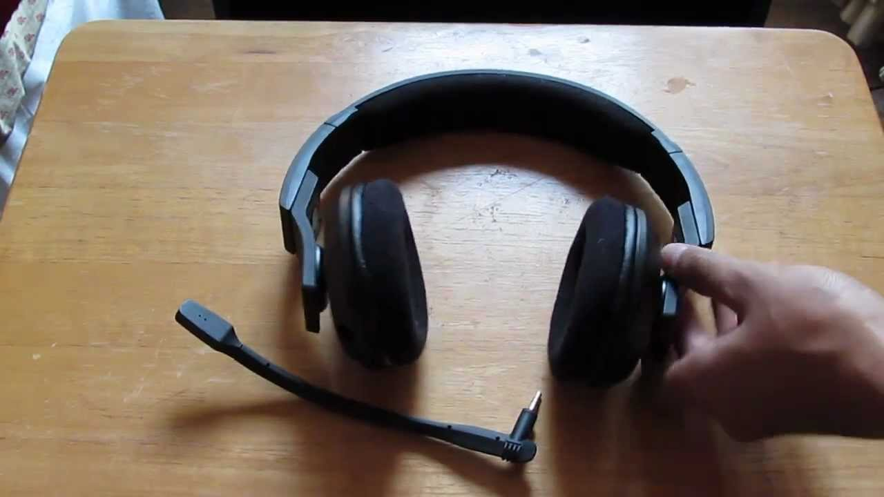 DRIVER: ROCKETFISH HEADSET