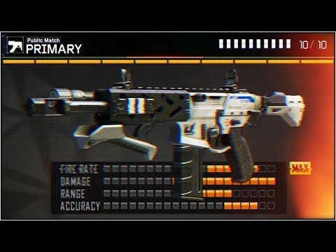 """THE *FIRST* DLC WEAPON IN CALL OF DUTY! Black Ops 2 """"PEACEKEEPER"""" BEST CLASS SETUP (BO2 DLC WEAPON)"""