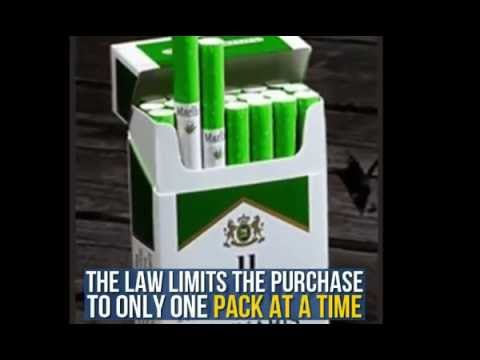 Marlboro Marijuana Cigarettes now for sale on 4 US States
