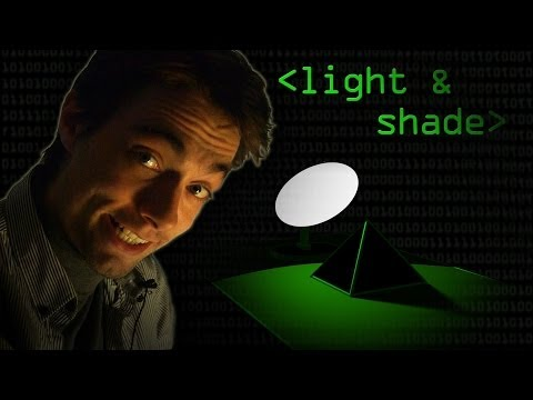 Lights and Shadows in Graphics - Computerphile