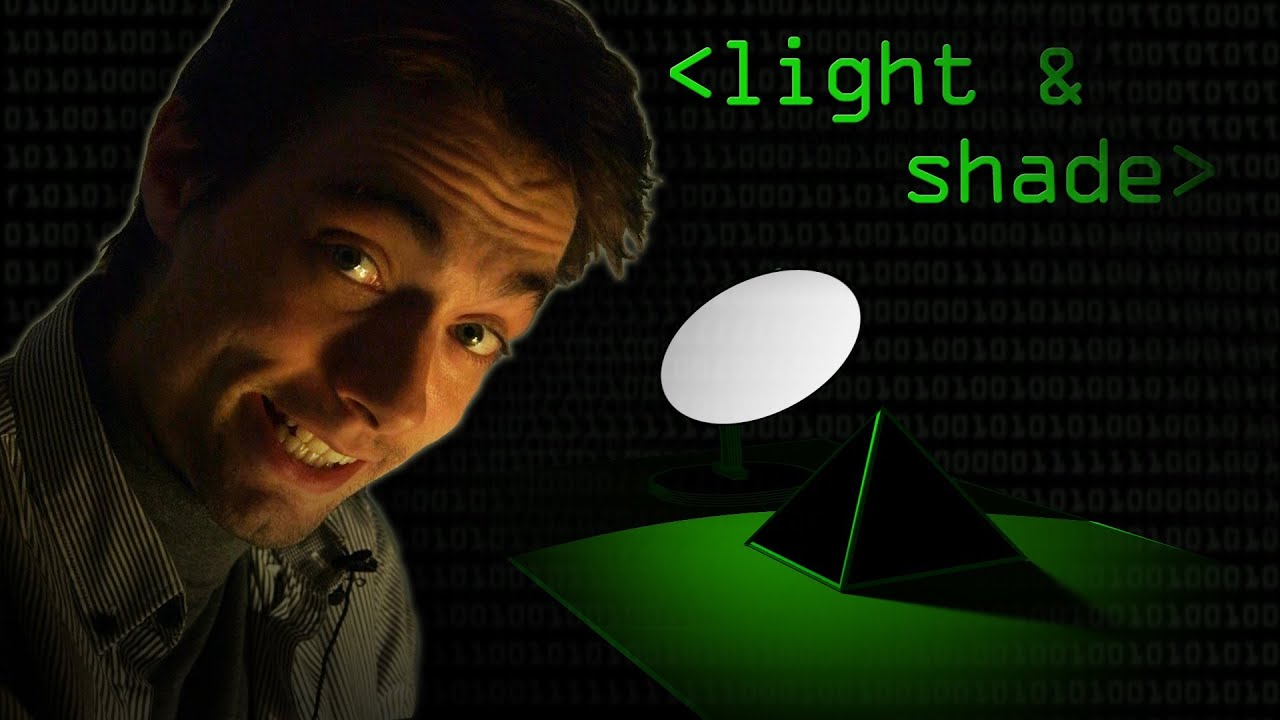 Light and Shade in Graphics - Computerphile