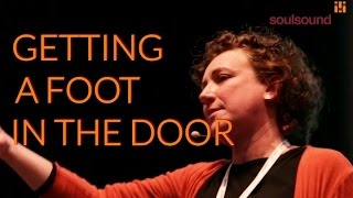 Getting a Foot in the Door - How to make your way in the Live Sound Industry
