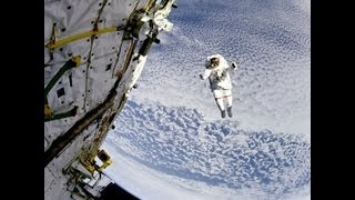 Spacesuit Malfunction-International Space Station Spacewalk Ended Early