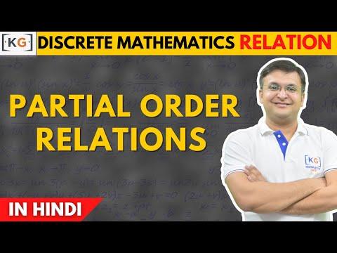 Partial order relation | Discrete Mathematics- part 11