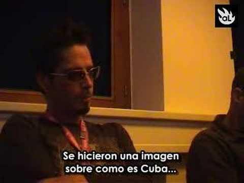 Chris Cornell & Tim Commerford - Cuba