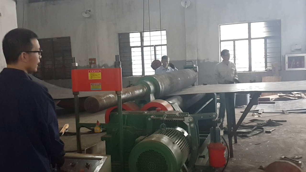 rolling for empty steel cable drum barrel, spool-manufacturer.com ...