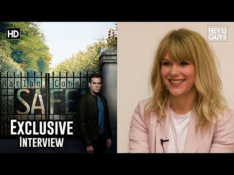 Hannah Arterton on starring in Harlan Coben's Safe for Netflix