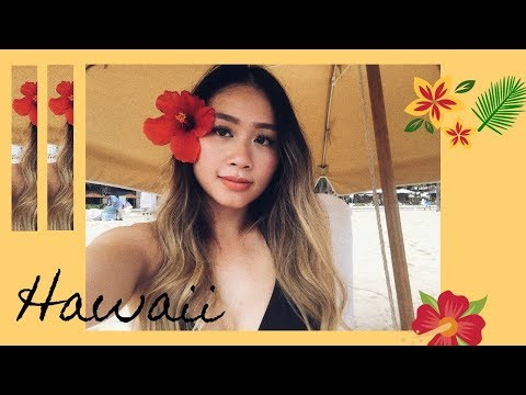 Travel Vlog: Hawaiian Days 2018 馃尯 | HAUSOFCOLOR
