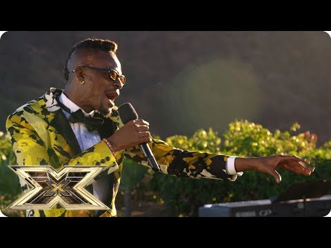 Ola Yearwood brings his A-game to Judges' Houses | Judges' Houses | The X Factor UK 2018