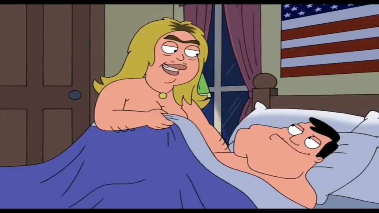 American Dad Francine Becomes Ugly Youtube