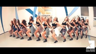 Apashe – No Twerk (ft Panther x Odalisk). Lady Style by Vero. All Stars Dance Centre 2015