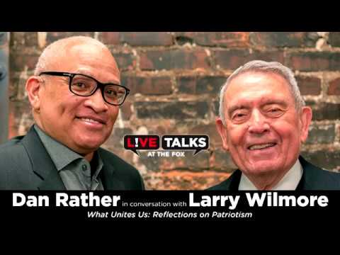 Dan Rather in conversation with Larry Wilmore at Live Talks Los Angeles