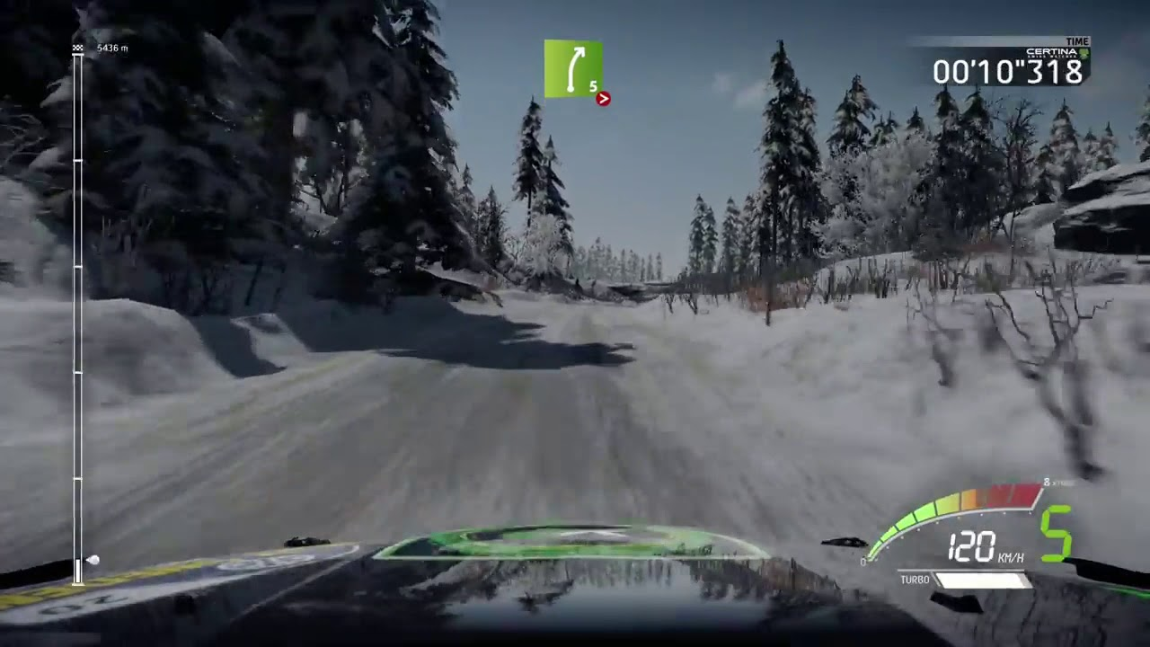 wrc 7 xbox one x hdr 4k gameplay youtube. Black Bedroom Furniture Sets. Home Design Ideas