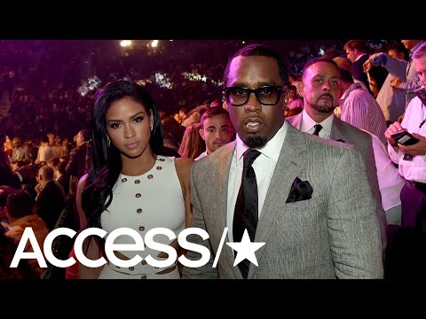 Sean 'Diddy' Combs Splits From Longtime Girlfriend Cassie Ventura (Report) | Access