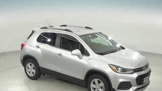 180931 - New, 2018, Chevrolet Trax, 1LT, Silver, Test Drive, Review, For Sale -