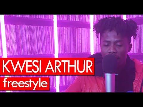 Kwesi Arthur freestyle - Westwood Crib Session
