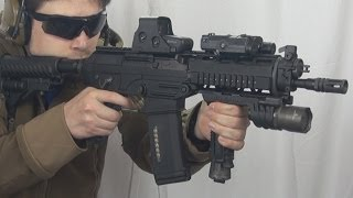 airsoft sig 556 shorty king arms