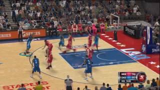 NBA 2K12 NBA All Star Game Highlights 2012 + NBA Finals Game 7 Buzzer Beater + Trophy Presentation