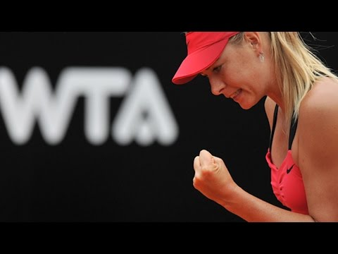 The Top 10 WTA Fighters featuring Venus and Serena Williams and Maria Sharapova