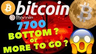 🔥 HAS BITCOIN BOTTOMED? 🔥bitcoin litecoin price prediction, analysis, news, trading