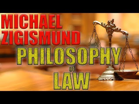 Michael Zigismund: Philosophy of Law | Who Shaves the Barber? #22