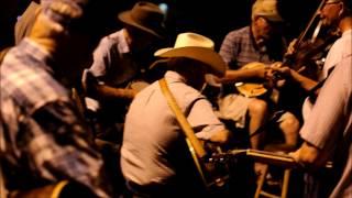 Bluegrass Collage ~ THE OCOEE PARKING LOT BLUEGRASS JAM