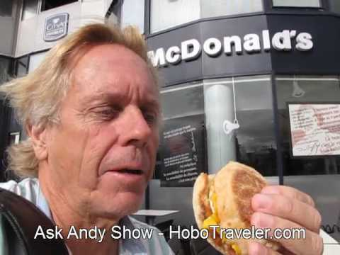 McDonalds Send Money, I Tested Egg McMuffin in Tours, France