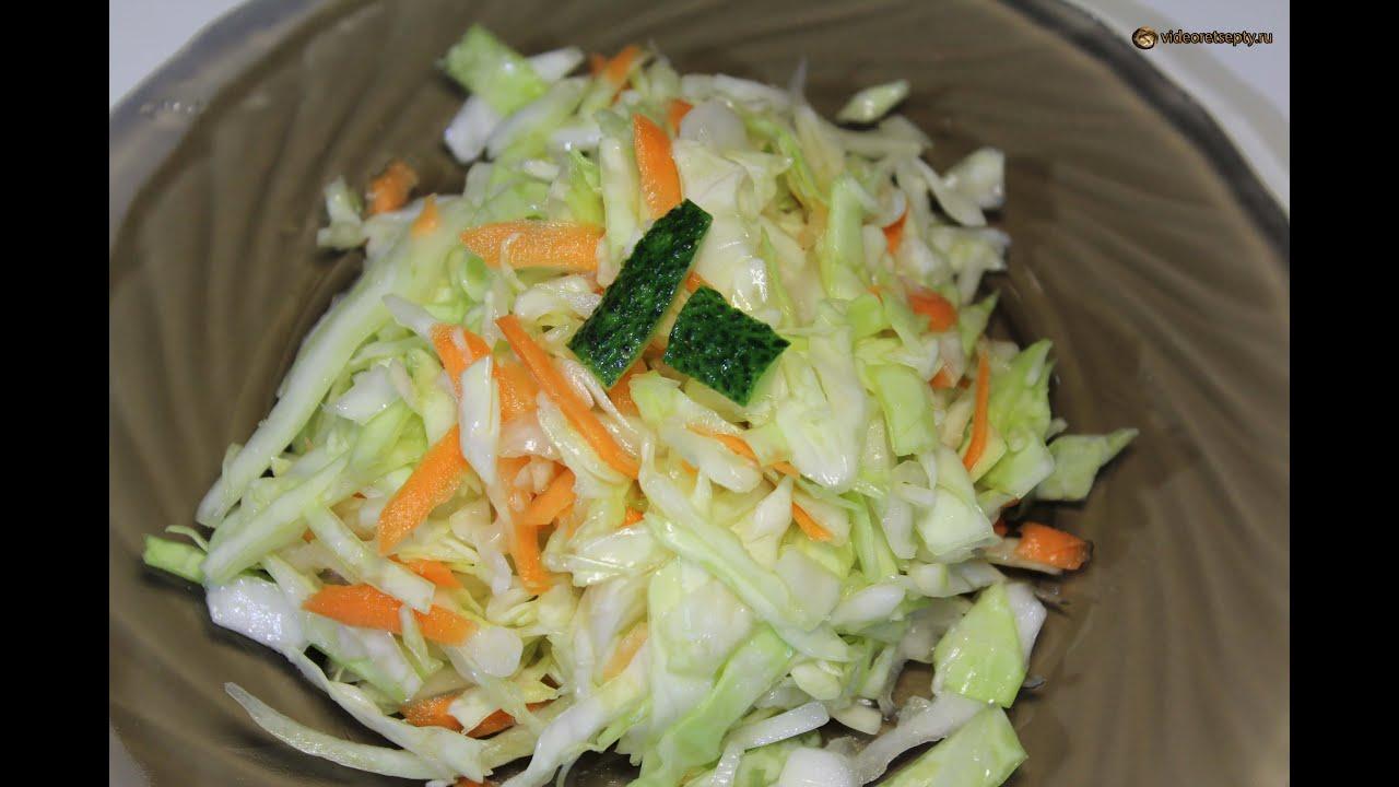 салат улетайка из капусты