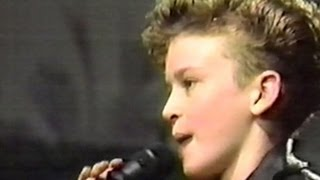 Justin Timberlake: A boy with big dreams