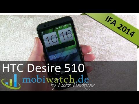 HTC Desire: Android Smartphone im Test
