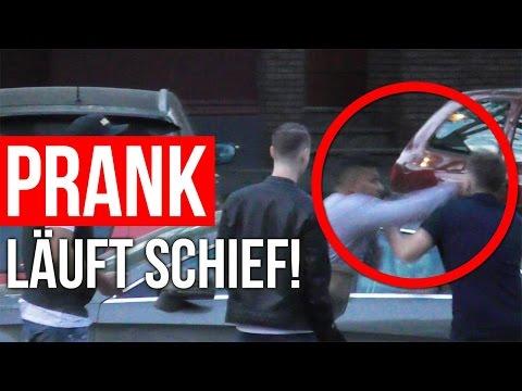 MAJOE PRANK LÄUFT SCHIEF!!!    FaxxenTV