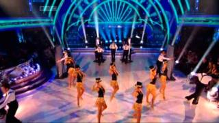 Strictly Come Dancing 2011 - Professional Broadway