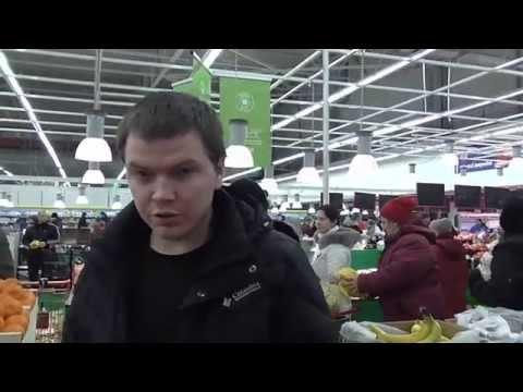 видео: просрочка - не просрочка и охранник - неадекват в Фоззи (рейд Потребитель)